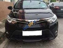 Bán Toyota Vios G 1.5AT sản xuất 2014, màu đen số tự động, giá chỉ 585 triệu