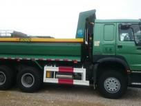 Bán xe tải ben Howo, hổ vồ 3 chân Ninh Bình 10 tấn, 12 tấn 0964674331