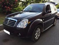 Cần bán gấp Ssangyong Rexton II RX270XDi sản xuất 2009, màu đen chính chủ, 430tr