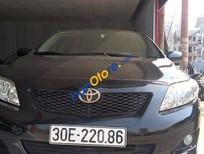Bán ô tô Toyota Corolla 1.8 LE đời 2008, màu đen, xe nhập như mới