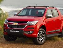 Bán Chevrolet Colorado 2.5 High Country 4x4 năm 2018, màu đỏ