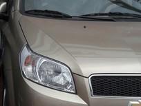 Cần bán xe Chevrolet Aveo LT MT đời 2017, màu đen, 445tr