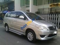 Bán ô tô Toyota Innova E sản xuất 2012, giá 655tr