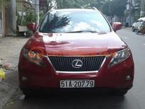 lexus rx 350 bản 2 cầu full ,sản xuất 2009