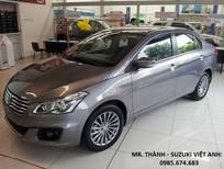 Suzuki Ciaz 1.25L AT 2017 nhập khẩu Thái Lan giá ưu đãi tại Suzuki Việt Anh