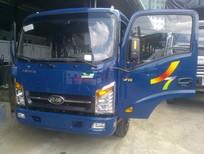 Bán xe tải Veam VT260 thùng bạt dài 6 mét máy hyundai vào được thành phố