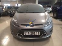 Cần bán lại xe Ford Fiesta S 2011, màu xám số tự động, giá tốt