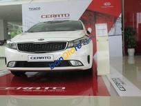 Cần bán Kia Cerato sản xuất 2016, màu trắng