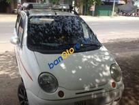 Chính chủ bán ô tô Daewoo Matiz MT đời 2007, màu trắng số sàn