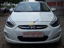 Cần bán Hyundai Accent Blue năm sản xuất 2015, màu trắng, nhập khẩu