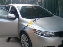 Cần bán xe Kia Forte SLI sản xuất 2009, màu bạc