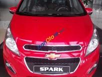 Bán xe Chevrolet Spark LT đời 2016, màu đỏ