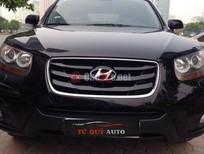 Cần bán lại xe Hyundai Santa Fe SLX đời 2009, màu đen, nhập khẩu
