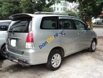 Cần bán xe Toyota Innova V 2008, màu bạc