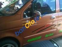 Bán xe Daewoo Matiz SE năm 2003, màu nâu
