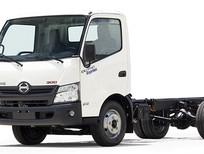 Bán Hino Dutro 2017, màu trắng, nhập khẩu chính hãng, giá 500tr, liên hệ 0908.065.998