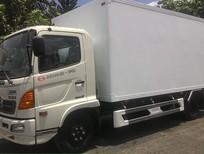 Cần bán xe Hino FC 2017, màu trắng. Xe chính hãng, lắp ráp tại Việt Nam, liên hệ coi xe 0908.065.998
