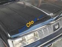 Cần bán xe cũ Ford Laser MT sản xuất 1986, màu đen