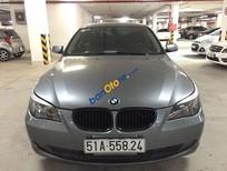 Cần bán BMW 5 Series 530i đời 2008, màu xám, nhập khẩu nguyên chiếc