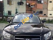 Bán ô tô Hyundai Santa Fe AT 2008, màu đen