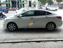 Bán Hyundai Accent Blue đời 2015, màu trắng, nhập khẩu