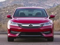 Bán xe Honda Accord 2.4L 2016, màu đỏ, xe nhập