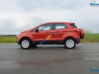 Bán Ford EcoSport 1.5AT Titanium năm 2014, màu đỏ