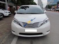 Bán Toyota Sienna Limited 3.5AT đời 2012, màu trắng, nhập khẩu chính hãng