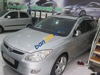 Cần bán gấp Hyundai i30 CW AT năm 2008, màu bạc số tự động, 485 triệu