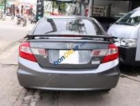 Bán xe cũ Honda Civic 1.8 AT đời 2012, màu xám