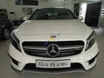 Bán Mercedes GLA45 AMG đời 2016, màu trắng
