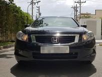 Bán ô tô Honda Accord 2.4 đời 2008, màu đen, nhập khẩu