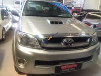 Cần bán xe Toyota Hilux 3.0G sản xuất 2010, màu vàng số sàn giá cạnh tranh