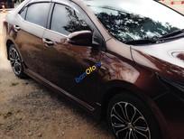 Cần bán lại xe Toyota Corolla Altis 2.0 V đời 2014, màu nâu như mới, giá chỉ 858 triệu