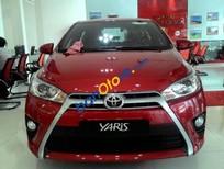 Cần bán Toyota Yaris 1.3G 2016, màu đỏ, nhập khẩu chính hãng