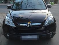 Bán xe cũ Honda CR V 2.4 đời 2009, màu đen