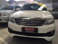 Cần bán Toyota Fortuner Sportivo 2014, màu trắng