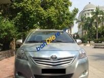 Bán Toyota Vios AT 2010, màu bạc đã đi 70000 km