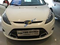 Bán Ford Fiesta 1.6AT đời 2013, màu trắng