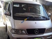 Bán Mercedes 140D 2003, màu bạc, xe nhập