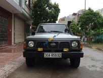 Bán Nissan Patrol đời 1993, màu bạc còn mới, 190 triệu