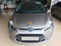 Cần bán gấp Ford Fiesta S đời 2011, màu xám