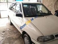 Bán ô tô Kia Pride MT đời 2002, màu trắng, giá 87tr