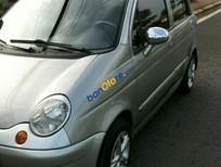 Bán Daewoo Matiz năm sản xuất 2003, màu bạc, nhập khẩu