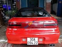 Bán ô tô Mitsubishi Eclipse đời 1992, màu đỏ, nhập khẩu nguyên chiếc, giá tốt