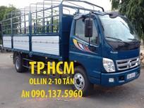 TP.HCM: Thaco OLLIN 700B mới, màu trắng, nhập khẩu