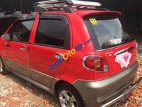 Bán ô tô Daewoo Matiz MT sản xuất 2005, màu đỏ, 157tr
