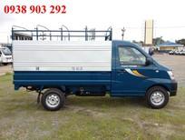 Bán ô tô Thaco TOWNER 2016, màu xanh lam, giá tốt, Thaco Towner 950A tải trọng từ 615kg đến 880kg có máy lạnh cabin