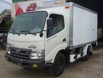Bán xe tải Hino WU342L-NKMRHD3  4 tấn, đóng thùng theo yêu cầu, nhiều khuyến mãi