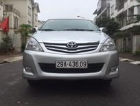 Bán xe Toyota Innova G đời 2011, màu bạc, giá chỉ 485 triệu